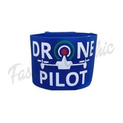 Fascia braccio pilota di apr drone pilot assistente operatore sapr