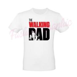 T-shirt Uomo The Walking Dad ispirata alla serie The Walking Dead